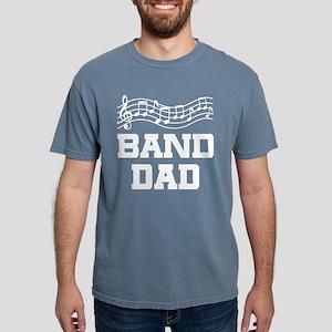 Band Dad Music Staff T-Shirt