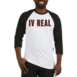 IV REAL Baseball Jersey