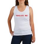 Violate Me! Women's Tank Top