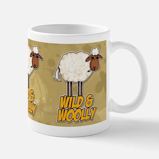 wild and woolly Mug