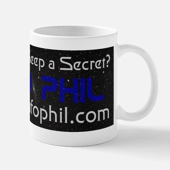 "UFO Phil ""Roswell"" Mug"