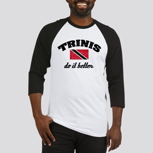 Trinis do it better Baseball Jersey