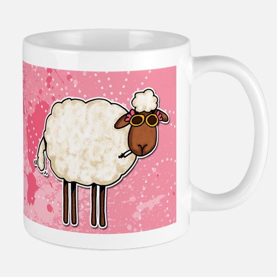 Wild and Woolly (no txt) Mug