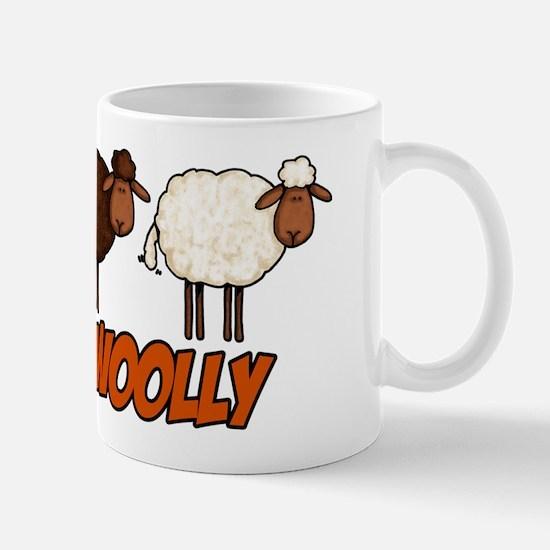 Wild and Woolly (trio) Mug