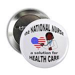 National Nurse Button