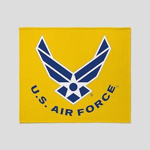 U.S. Air Force Throw Blanket