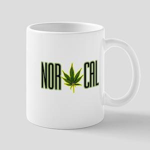 NOR CAL -- T-SHIRTS Mug