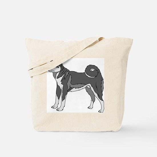 Akita dog Tote Bag