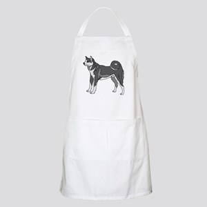 Akita dog Light Apron