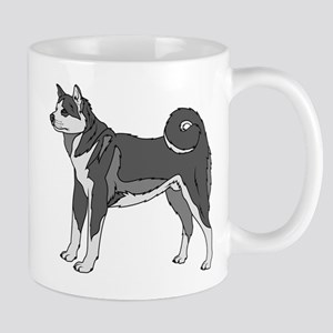 Akita dog 11 oz Ceramic Mug