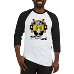 Laurie Family Crest Baseball Jersey