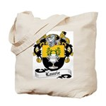 Laurie Family Crest Tote Bag