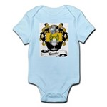 Laurie Family Crest Infant Creeper