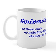 Its Now or Never Mug