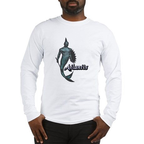 Atlantis Long Sleeve T-Shirt