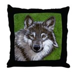 Spirit of the Wild: Throw Pillow