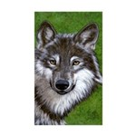 Spirit of the Wild: Rectangle Sticker 50 pk)