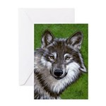 Spirit of the Wild: Greeting Card