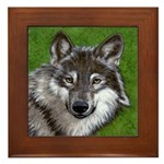 Spirit of the Wild: Framed Tile