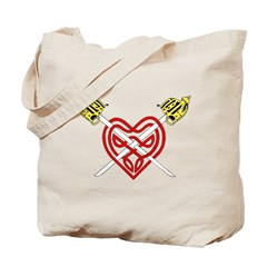My Heart is in the Highlands Tote Bag