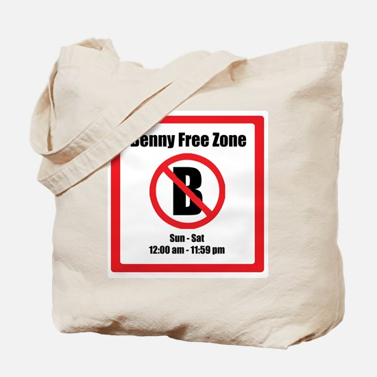 Benny Tote Bag