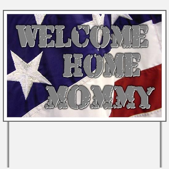 Cute Welcome home my hero Yard Sign