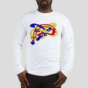 Kells Dragon Long Sleeve T-Shirt