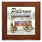 Palermo Framed Tile