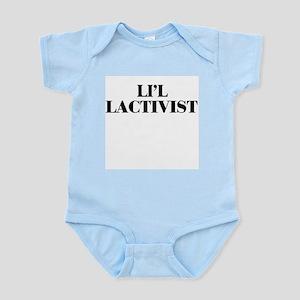 Li'l Lactivist Infant Creeper