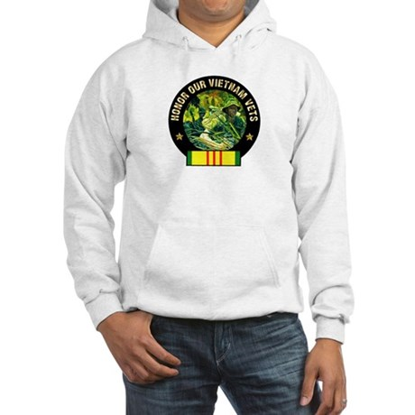 Vietnam Veterans Hooded Sweatshirt
