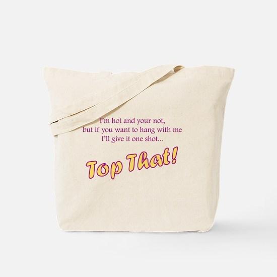 Cute Teen Tote Bag