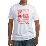 8-Tube Fitted T-Shirt