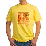 8-Tube Yellow T-Shirt