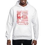 8-Tube Hooded Sweatshirt