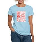 8-Tube Women's Light T-Shirt