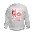 8-Tube Kids Sweatshirt