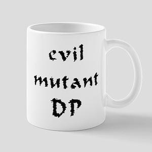 Evil mutant DP Mug
