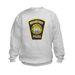 Braintree Police Sweatshirt