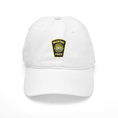 Braintree Police Baseball Cap