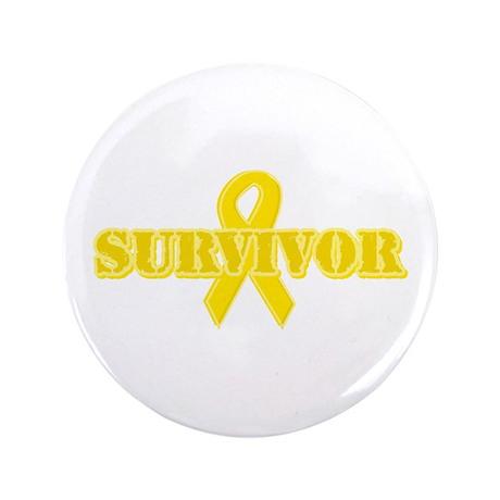 """Survivor (Suicide) 3.5"""" Button (100 pack)"""