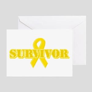 Survivor (Suicide) Greeting Card