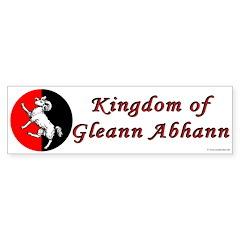Gleann Abhann Populace Bumper Sticker (50 pk)