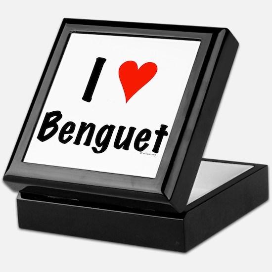 I love Benguet Keepsake Box