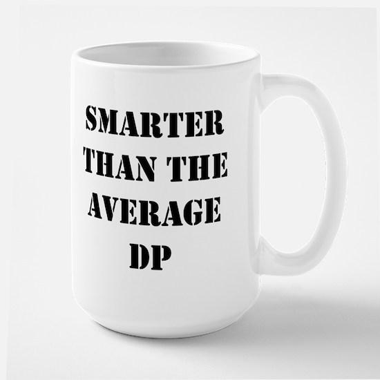 Average DP Large Mug