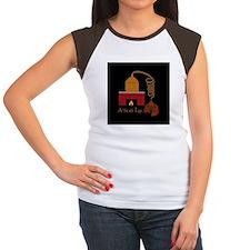 A Still Life Women's Cap Sleeve T-Shirt