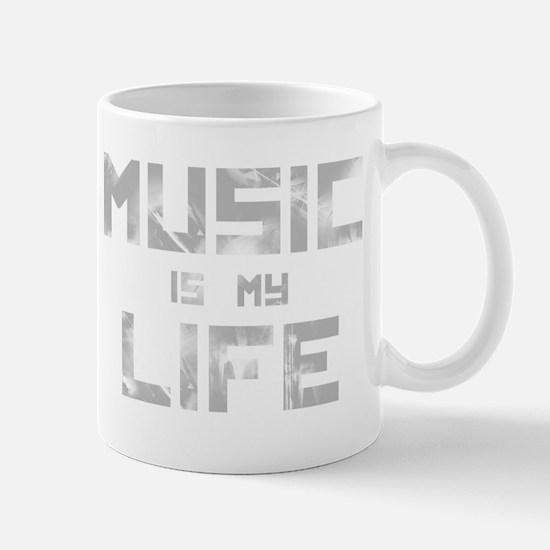 Music Is My Life Mug