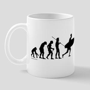 Surfer Evolution Mug