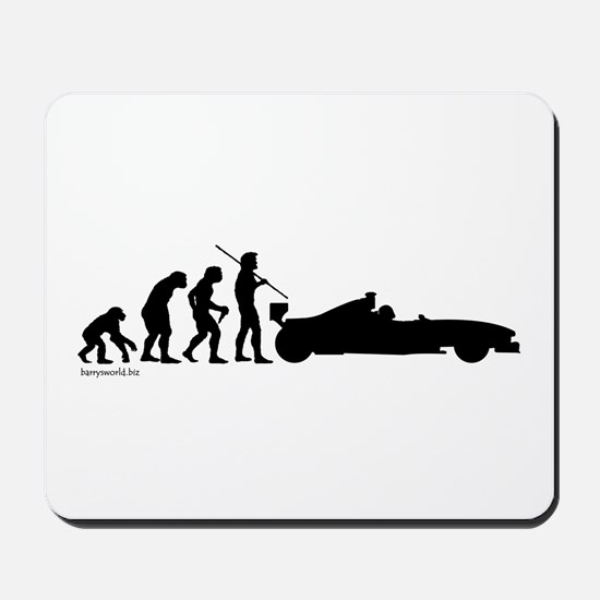 Racer Evolution Mousepad