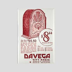 Davega Rectangle Magnet