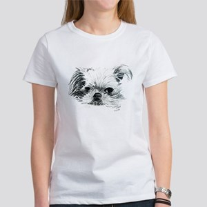 Brussels Griffon Nellie Women's T-Shirt